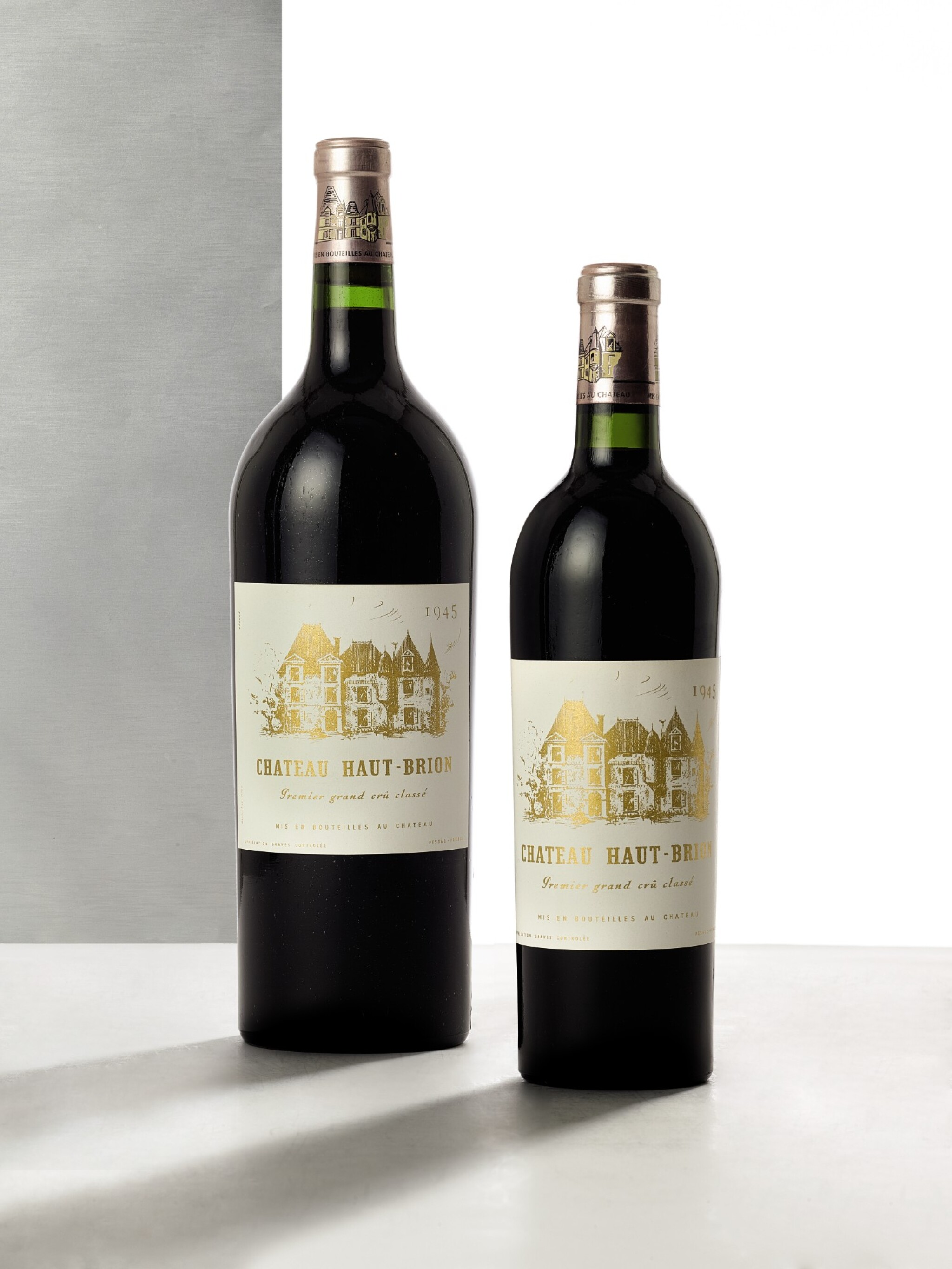 View full screen - View 1 of Lot 3255. Château Haut Brion 1945  (1 MAG).