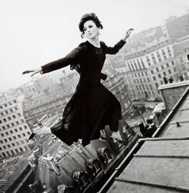 View 1. Thumbnail of Lot 3. MELVIN SOKOLSKY   'FLY DIOR', PARIS, 1965.