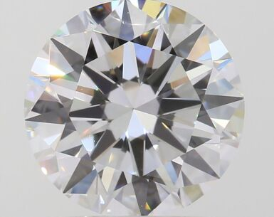 A 1.28 Carat Round Diamond, E Color, IF Clarity 1.28卡拉圓形鑽石,E色,內部無瑕(IF)