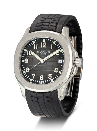 View 2. Thumbnail of Lot 8011. PATEK PHILIPPE | AQUANAUT, REFERENCE 5167 | A STAINLESS STEEL WRISTWATCH WITH DATE, CIRCA 2011 | 百達翡麗 | Aquanaut 型號5167 精鋼腕錶,備日期顯示,約2011年製.