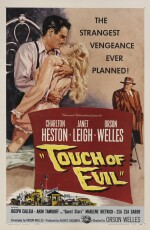 Touch of Evil (1958) poster, US