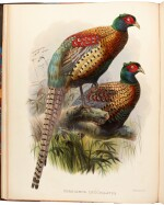 Daniel Giraud Elliot | Monograph of the Phasianidae, or Family of the Pheasants, 1870-1872, coloured plates