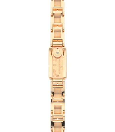 View 4. Thumbnail of Lot 563. JAEGER-LECOULTRE | REF 285.2.70, PINK GOLD AND DIAMOND-SET BRACELET WATCH   CIRCA 2012.