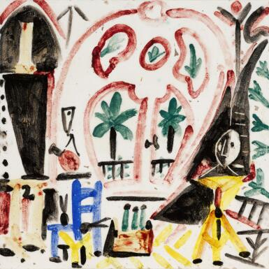 Picasso: Masterworks from the MGM Resorts Fine Art Collection