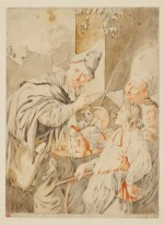 ABRAHAM TOORENVLIET THE YOUNGER | A toy seller