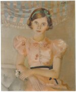 Portrait of Lady Patricia, later Countess Mountbatten of Burma (1924-2017)