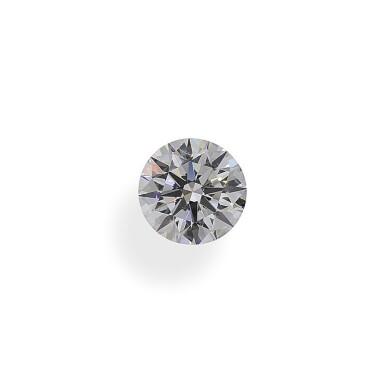 A 1.25 Carat Round Diamond, D Color, VS2 Clarity