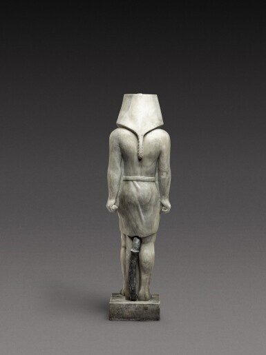 View 4. Thumbnail of Lot 115. French, in Ancient Egyptian Style | Pharaoh.