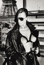 HELMUT NEWTON | 'BERGSTRØM AND MECCANO SET', PARIS, 1977