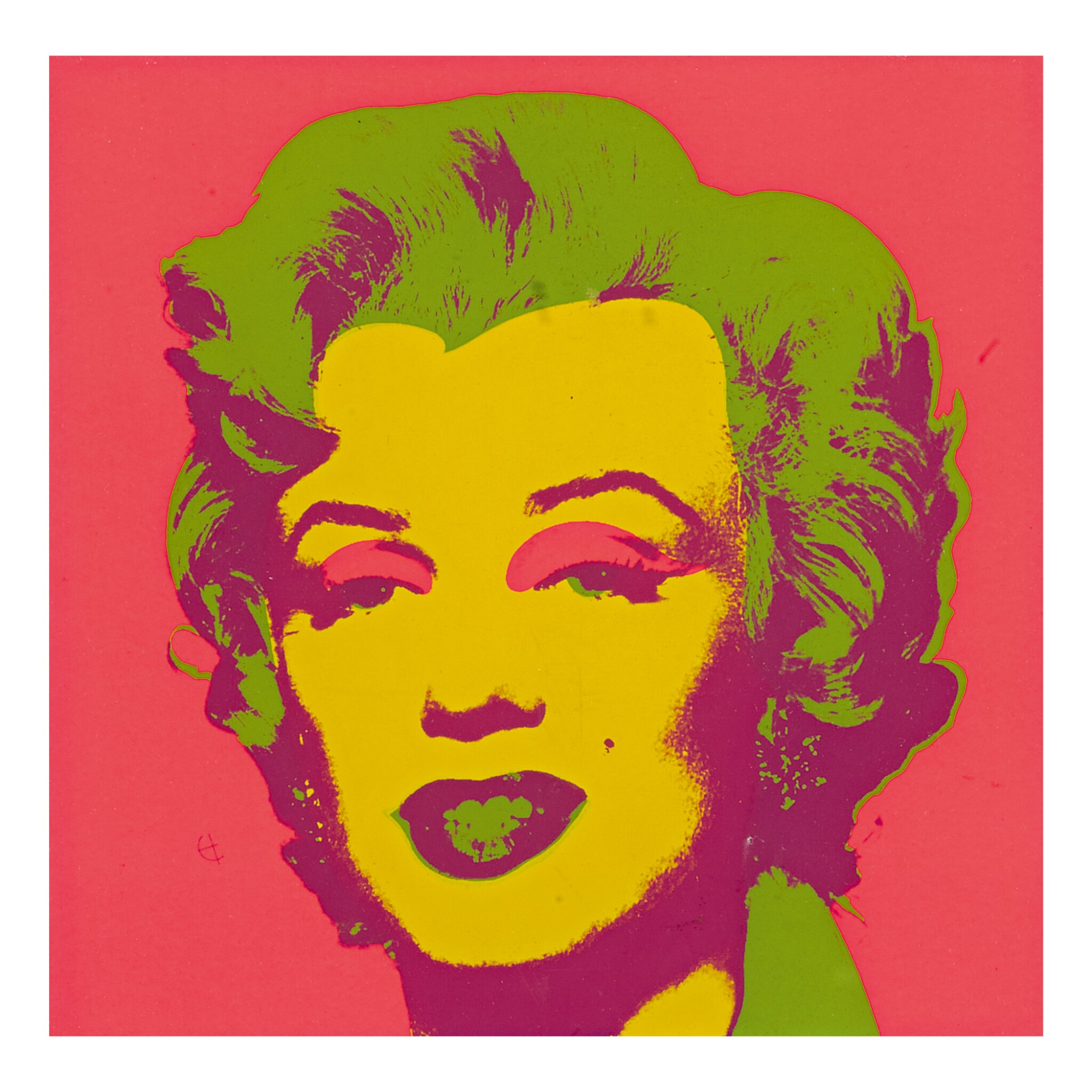 View full screen - View 1 of Lot 276. ANDY WARHOL | MARILYN MONROE (MARILYN) (F. & S. II.21).