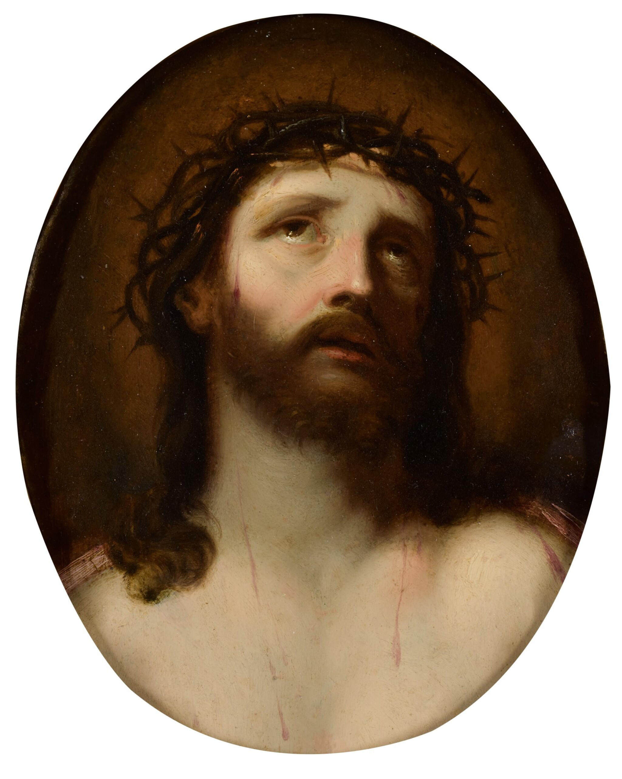 View full screen - View 1 of Lot 76. AFTER GUIDO RENI | Ecce Homo.