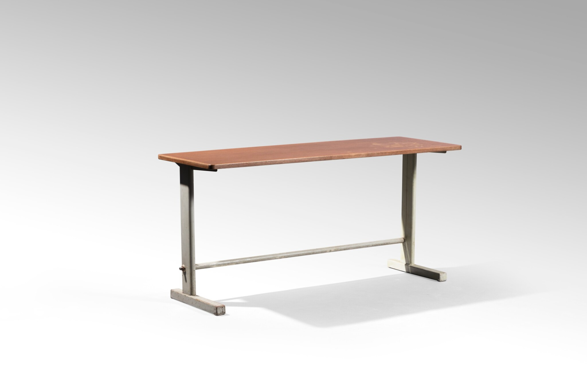 View full screen - View 1 of Lot 18. Cité no. 500 Table, demountable variant, large model, 1952 .