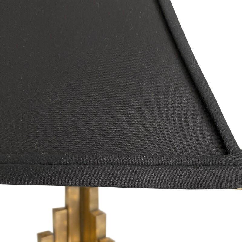 Art Deco Stepped Table Lamps