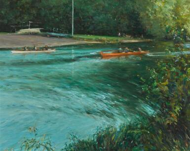 PAUL KELLY | ROWING ON THE RIVER LIFFEY