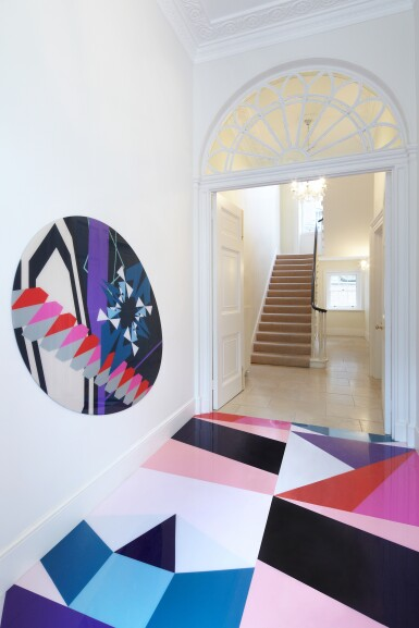 View 1. Thumbnail of Lot 32. A bespoke installation, mural or sculpture in a public or private context.