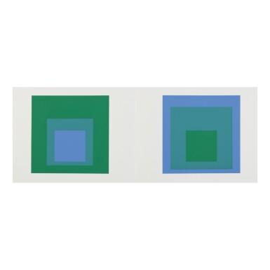 View 2. Thumbnail of Lot 179. JOSEF ALBERS | FORMULATION: ARTICULATION (DANILOWITZ APPENDIX C).