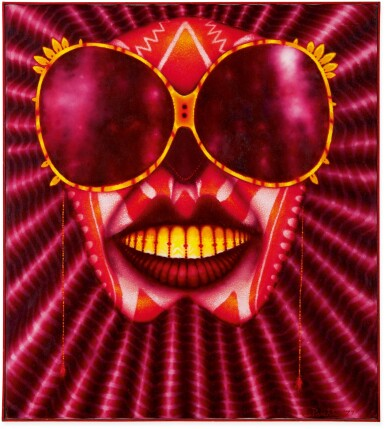 ED PASCHKE |  RED FACE