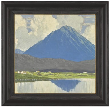 PAUL HENRY, R.H.A., R.U.A. | ERRIGAL, COUNTY DONEGAL