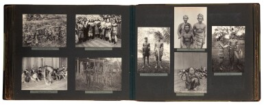 View 3. Thumbnail of Lot 230. Hose. Album of photographs of Sarawak. [c.1884-1900], the Hose family copy, with three books from Hose's library.