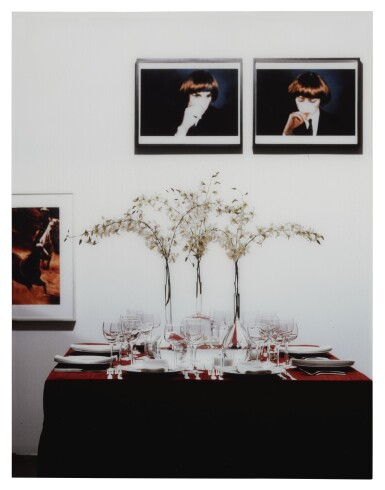 View 1. Thumbnail of Lot 2. LOUISE LAWLER | TABLE SETTING.