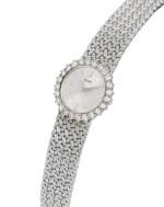 PIAGET | LADY'S DIAMOND WRISTWATCH [MONTRE BRACELET DE DAME DIAMANTS]