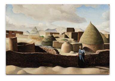 View 2. Thumbnail of Lot 64. Village marocain    .
