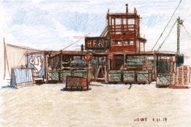 View 3. Thumbnail of Lot 98. Michael Bilsborough .