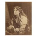 JULIA MARGARET CAMERON | 'HYPATIA'