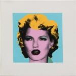 Banksy 班克斯 | Kate Moss 凱特・摩斯