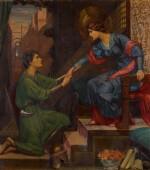 SIDNEY HAROLD METEYARD   Tristram and Yseult