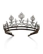 Diamond Tiara / Necklace, Late 19th Century | 鑽石冠冕 / 項鏈, 19世紀末