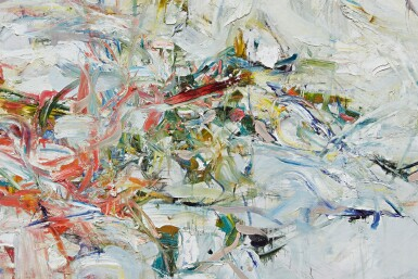 View 2. Thumbnail of Lot 3. JOAN MITCHELL | LIENS COLORÉS .