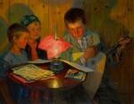 NIKOLAI PETROVICH BOGDANOV-BELSKY | NEW SONGS