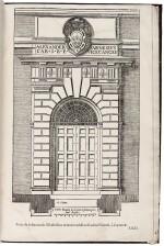 Vignola, Reigles des cinq ordres d'architecture, Paris, 1653, modern binding