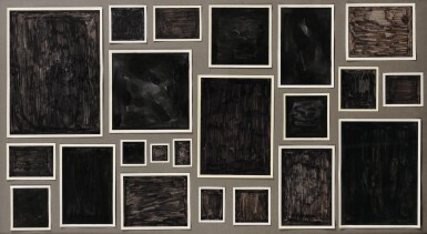 ALLAN MC COLLUM | GLOSSIES (A SET OF 22 WORKS)
