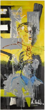 MARTIN KIPPENBERGER & ALBERT OEHLEN | UNTITLED