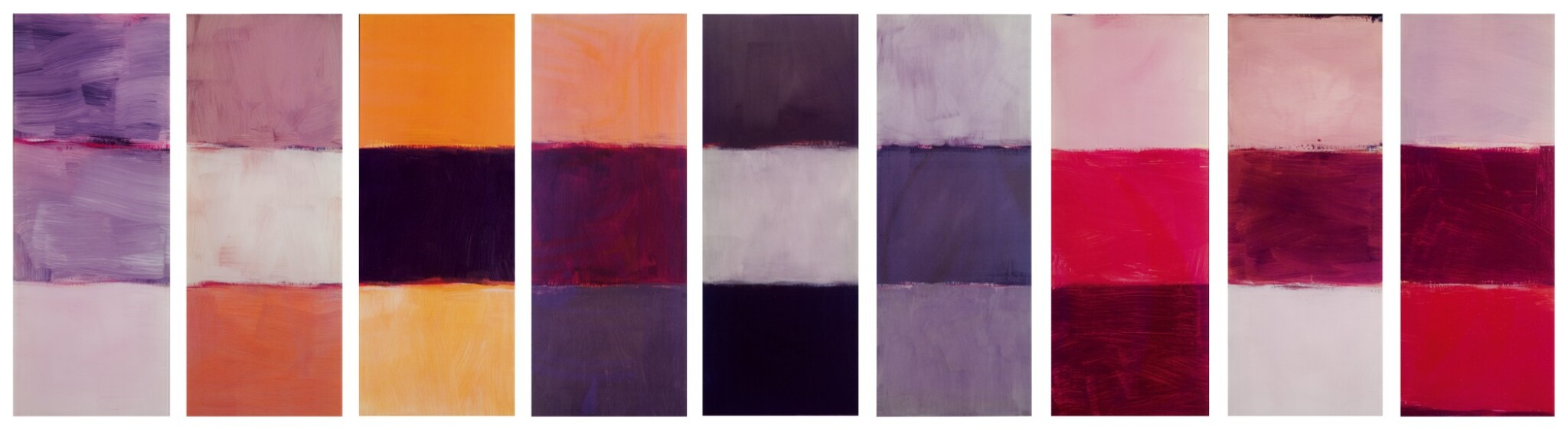 View full screen - View 1 of Lot 90. SEAN SCULLY   TOWERS.