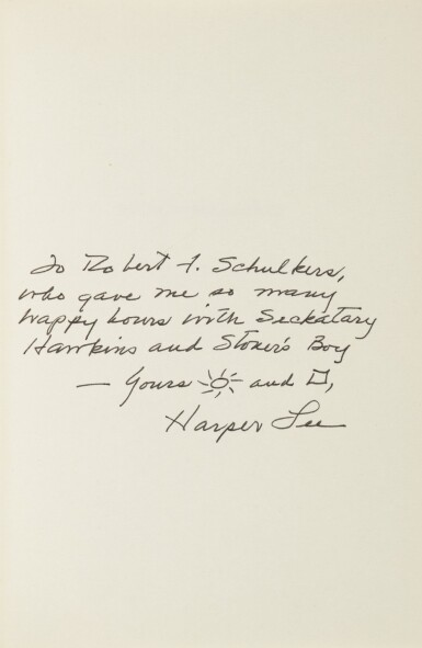 """View 2. Thumbnail of Lot 146. LEE, HARPER 
