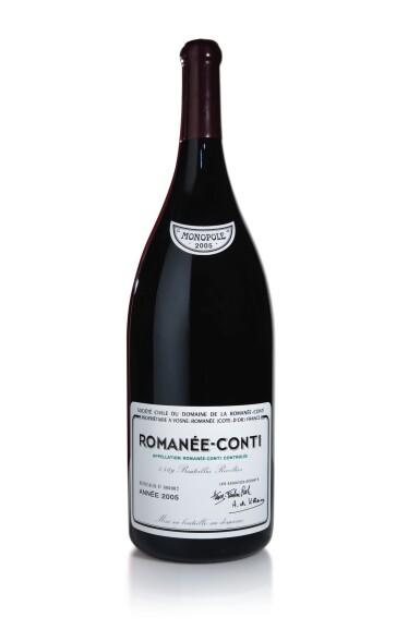 Romanée Conti 2005 Domaine de la Romanée-Conti (1 METH)