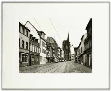 View 6. Thumbnail of Lot 65. THOMAS STRUTH | 23 WORKS FROM UNBEWUSSTE ORTE (UNCONSCIOUS PLACES), 1979-1989 .