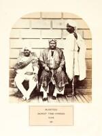 Watson and Kaye | The People of India, 1868-1875