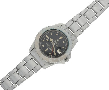 """View 6. Thumbnail of Lot 551. ROLEX 