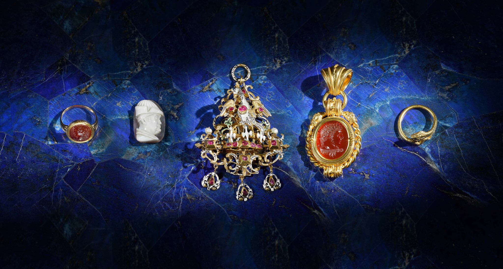 Small Wonders: Early Gems and Jewels