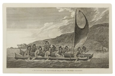 COOK, CAPTAIN JAMES | [Complete set of the Voyages of Captain Cook]