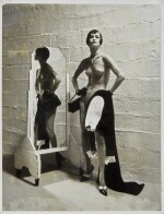 HELMUT NEWTON | 'TWO POLAROIDS', VOGUE, C.1980