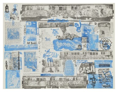 View 5. Thumbnail of Lot 8. [DAVID SCHMIDLAPP & PHASE 2] | COMPLETE RUN OF THE IG TIMES, 1984-1996..