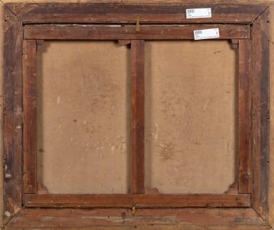 View 2. Thumbnail of Lot 109. Paysage au clocher.