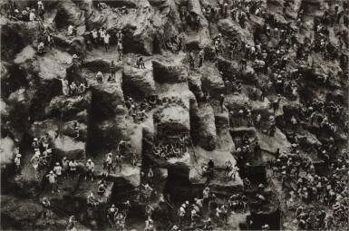 View 33. Thumbnail of Lot 10. 'Serra Pelada, Gold Mine, Brazil'.