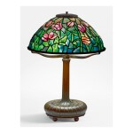 "TIFFANY STUDIOS | ""TULIP"" TABLE LAMP"