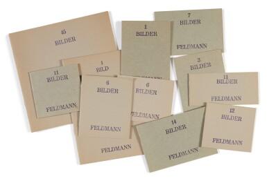 HANS PETER FELDMANN | UNTITLED (BILDER)